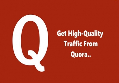 post 10 quora answers for increase google rank and targeted traffic
