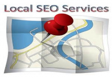 I will provide Top Local Citations, google my Business, Maps