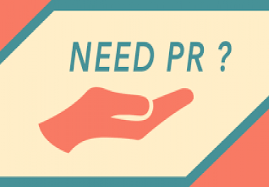 publicize your Press Release to level best High Quality PR sites.