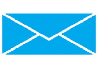 Provide 2000 Japan valid email list for $5