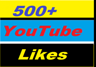 300-355 YouTube Likes Give You in 5-10 Hours Complete