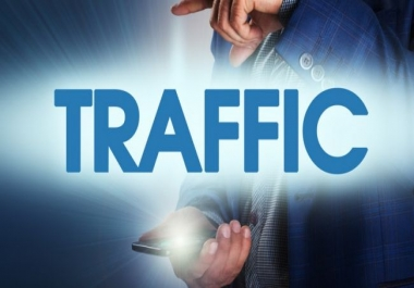 Drive unlimited human traffic from social media