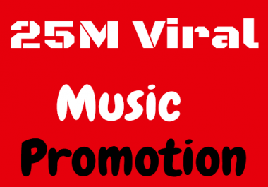 I will do soundcloud VIRAL music promotion
