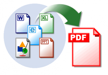 I can do Data Entry (Pdf to Excel/Word/Rtf/Text file)