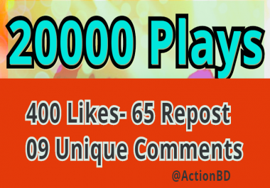 Add 20,000 Safe Plays and High Quality Engagements