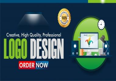 Design 3 Unique Sample Logo or Banner In 24 Hours