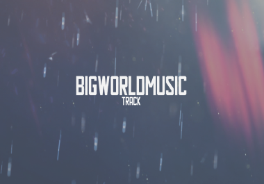 Hip-Hop Song Promo YouTube Upload to BigWorldMusic channel for $5