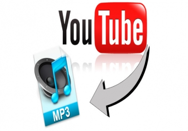 Convert The Audio Of 20 Youtube Music Videos To Mp3