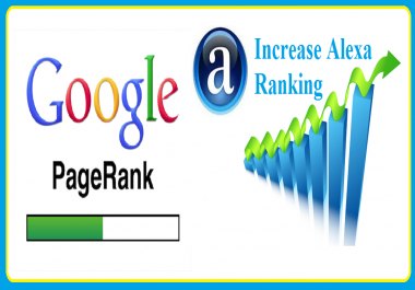 top 20 rank on google and alexa for your website