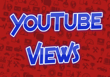Provide 2000-2500 High Retention Youtube Views Within 24 Hours Instant Start