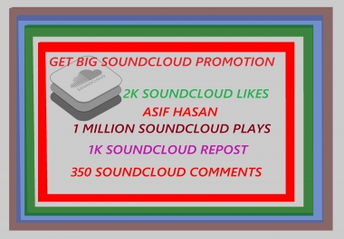 GET BIG BIG BIG SOUNDCLOUD PROMOTION