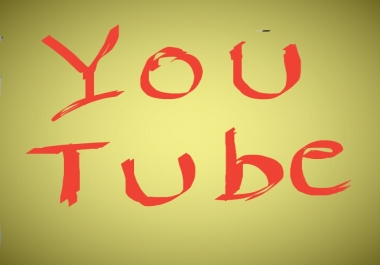 80 U Tube Video custom comments + 200 shares + 50 sub only