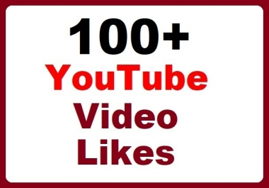 100+ YouTube Video thumbs up Promotion instant start and the fastest delivery