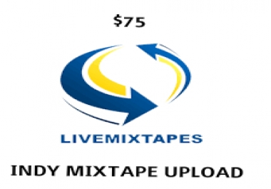 Get your mixtape uploaded to Livemixtapes