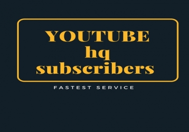 offer 120+ USA & English And World Wide youtube channel subscriber awesome fast