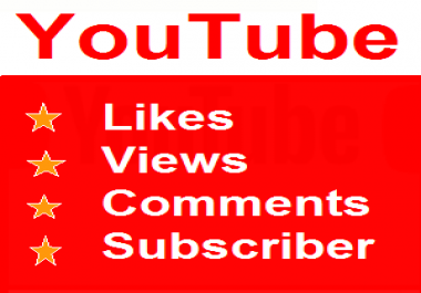 Add 200+ Real Subscribers and 100 Likes to Your YouTube Channel, Safe & Non Drop