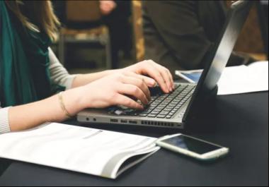 Publish 700 Word Article On Da 70plus Website Google Indexed