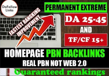 Provide Quality 50 PBN Posts Dofollow Backlinks To Website Improving