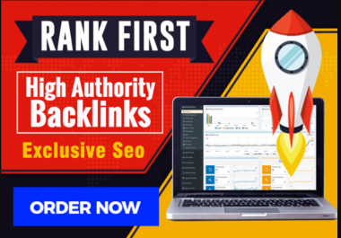 Rank Your website on Google 7 Days , Mix SEO backlinks Package
