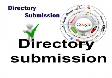 300 Directory Submission back-links for your website