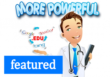 Drip Feed EDU and GOV 100 Manual .edu backlink with indexed on google page