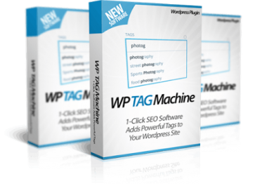 WP Tag Machine [Unlimited Sites] - Quickly Rank your Website