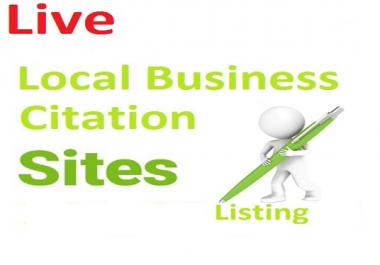 I Will Do 32 Live Local Listing Or Local Citation Any Country