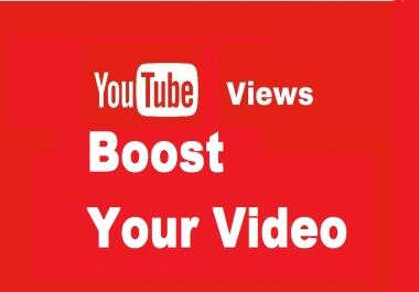 Super fast 10010 to 12020 youtube views +1 comment + 1 subscribe 1-24 hours delivery