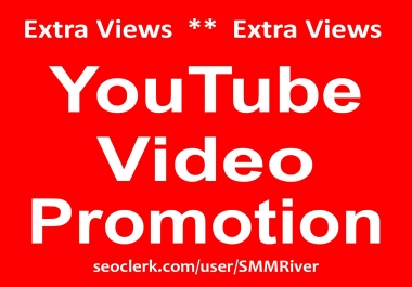 YouTube Video SEO Promotion & Marketing for Search Ranking