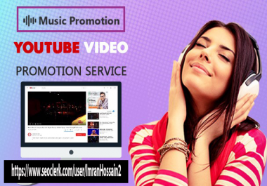 Best Effective High Quality Youtube Video Promotion By SEO