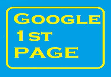 Skyrocket Google Ranking - 500+ High PR Google Killer Backlinks For Website/Blog/Youtube Video