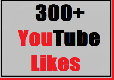 300+ Likes in your video very fast or 20 custom comment just