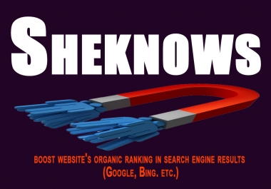 Publish a Guest post on SheKnows With DA80 & PA84 Backlinks
