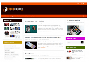 Publish Your Post On Tech Blog