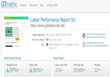 Advanced Wordpress Speed Up Optimization And Performance