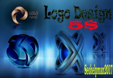 LOGO High Quality 3d Amazing looking A professional logo