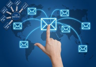 I can collect 100 genuine and business active email leads with info