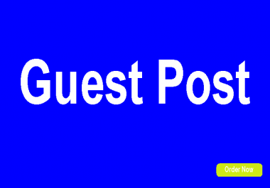 write guest post on DA90+ website