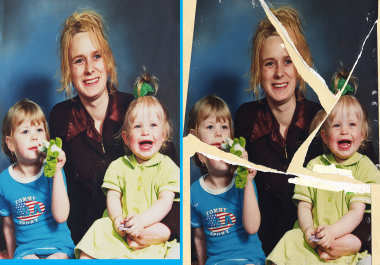 Provide Retouch And Repair Your Old Photos With In 12 Hours