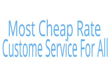 Instant Custom Service For My Clients