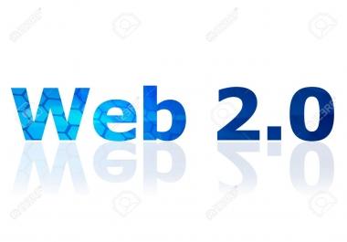 Creat 10 web 2.0 Backlinks On high PR