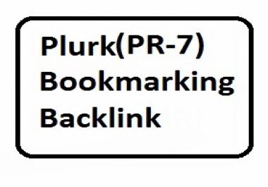 15 Diigo PR-7 Bookmarking Backlinks For Website