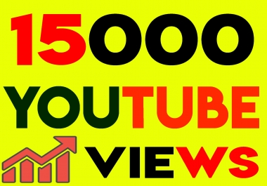 Fast 10,000+ YouTube Views with High Retention, quality non drop safe