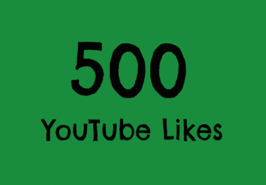 500+ Real Video Likes Within 12-24 Hours