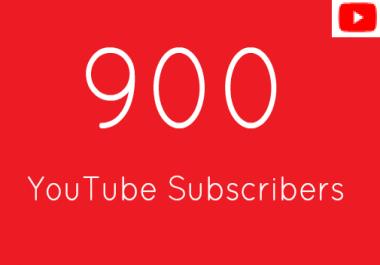 900+ Real You Tube Subs cribers (High Quality)
