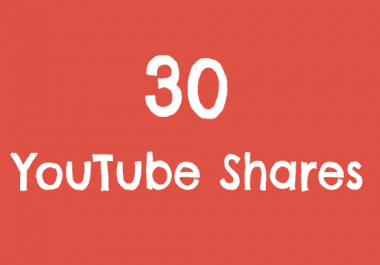 30+ Real YouTube Shares Within 24 Hours