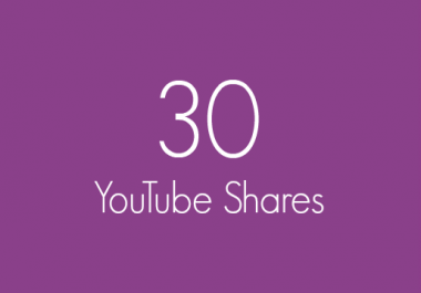 30 Real YouTube Google+ Shares Within 24 Hours