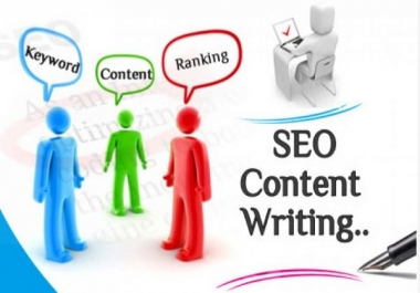 Offer Write A 500 Words Blog, Article Or Website Content