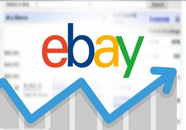 Send 15,999 ebay high quality traffic