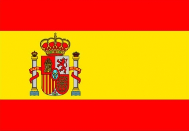 Drive 5,000 Spain Targeted Traffic to your website